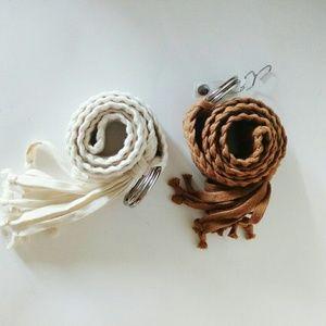 AEO Bundle Interlaced Cotton Belt Size M